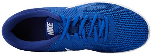 4 400 Royal De Révolution Hommes Bleu Course Blanc Profond Nike jeu Chaussures Bleu Royal Noir Fw6E7q6