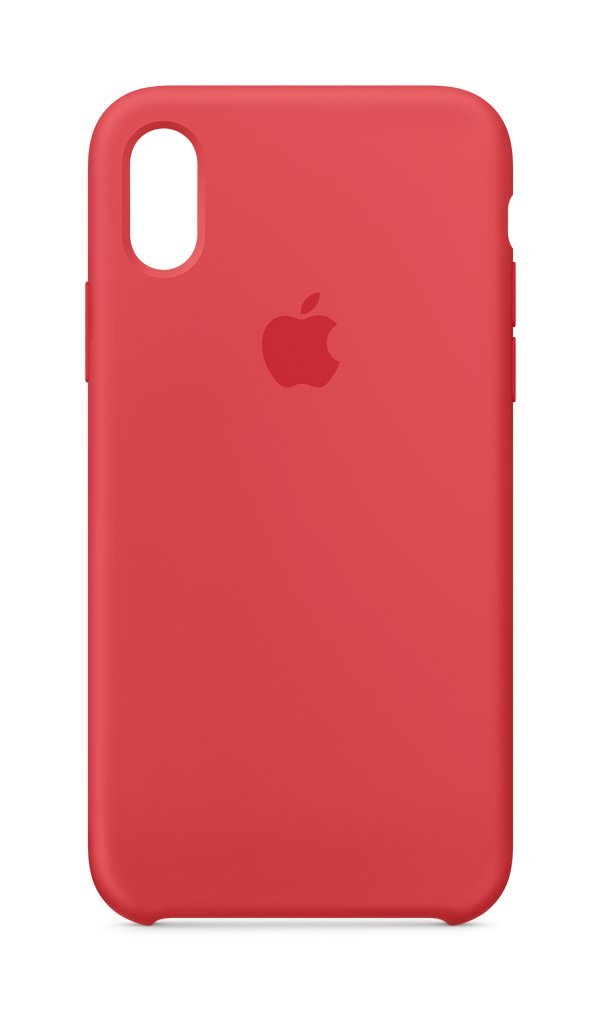 Apple Cell Phone Case for iPhone X - Red Raspberry