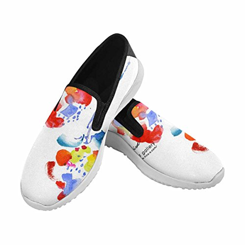 Saddle Solo Foam (Vic's Women's Minimalist Espadrilles Flats with Padded Insole)