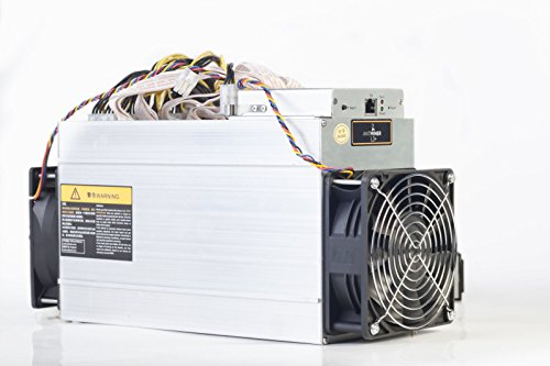 AntMiner L3+ ~504MH/s @ 1.6W/MH ASIC Litecoin Miner by Bitmain