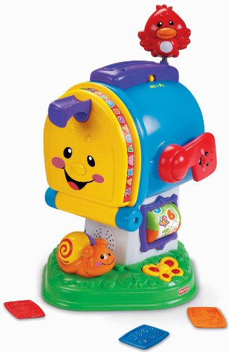 Fisher-Price Laugh & Learning Letters Mailbox