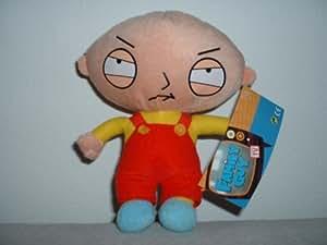 Stewie Griffin 20cm Muñeco Peluche Padre de Familia TV