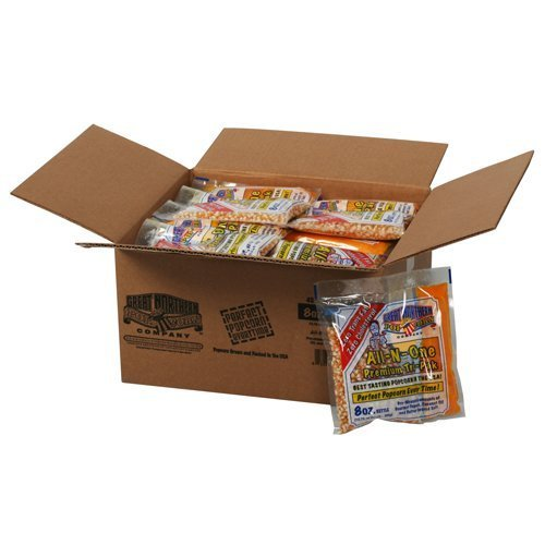 great northern 8 oz popcorn packs - 7