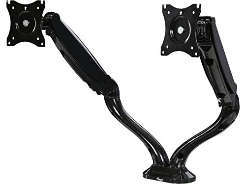 Rosewill Dual Monitor Desk Mount, Supports Two Screen 13