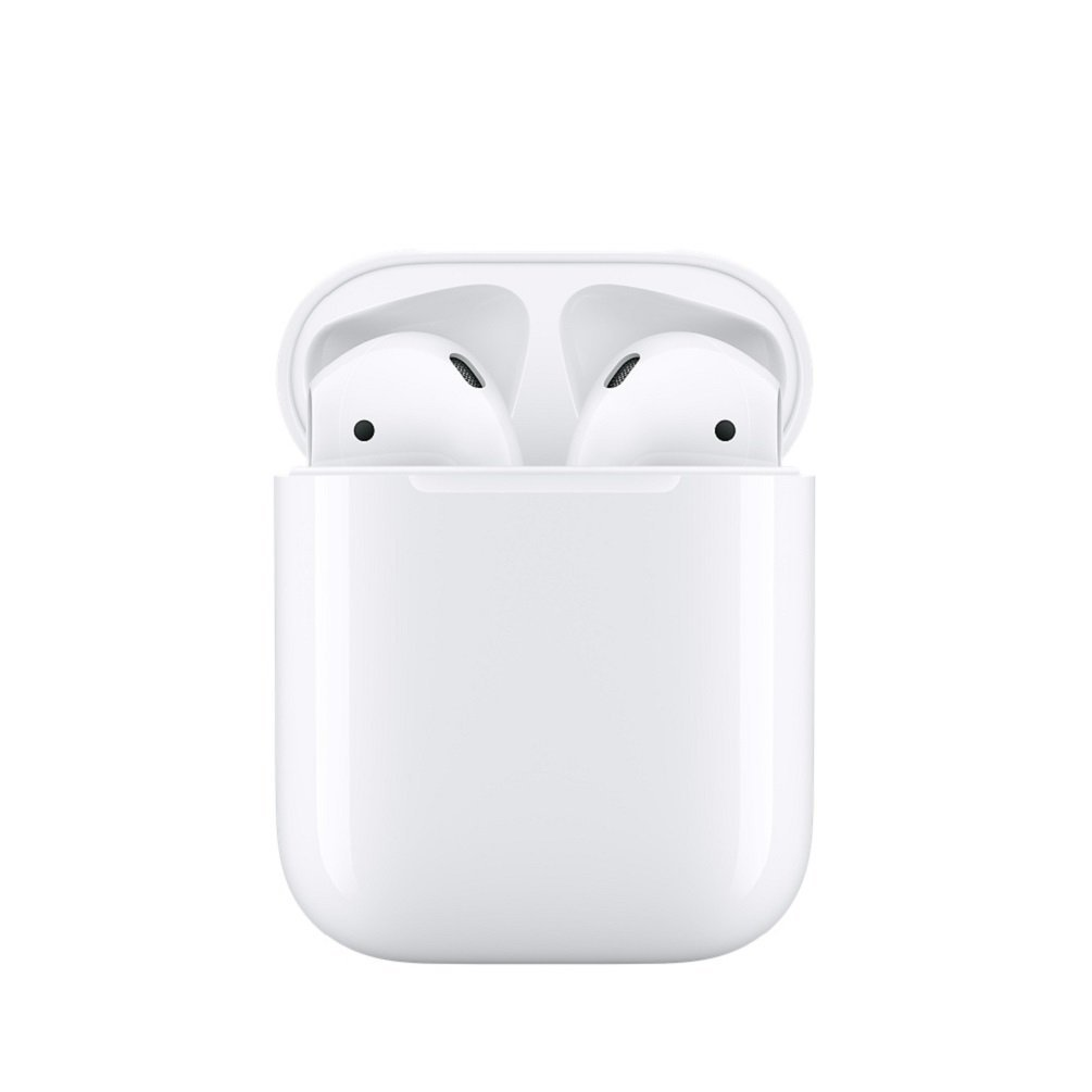Apple Airpods In-Ear Bluetooth Wireless Bluetooth Headset White by Apple Computer (Image #2)