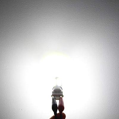 Alla Lighting 2800lm 3156 3157 LED Lights Bulbs Xtreme Super Bright T25 3056 4057 4157 3457K 3057 5730 33-SMD Reverse, Signal, Brake Stop Tail Light, 6000K Xenon White: Automotive