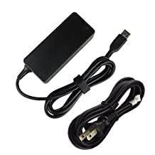 "65W AC Charger Power Supply Adapter Cord for Lenovo Yoga 900 900-13ISK 900-13ISK2 13.3"" Laptop"