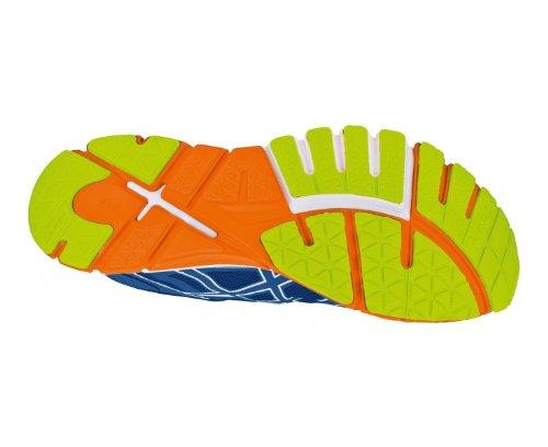 Asic Gel Lyte33 2 Kvinna Skor Herrarna Orange / Blå Blå