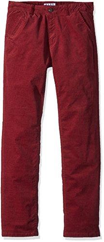 Pants Corduroy Boys (AXNY a.x.n.y Little Boys' Corduroy Pants, Burgundy, 3)