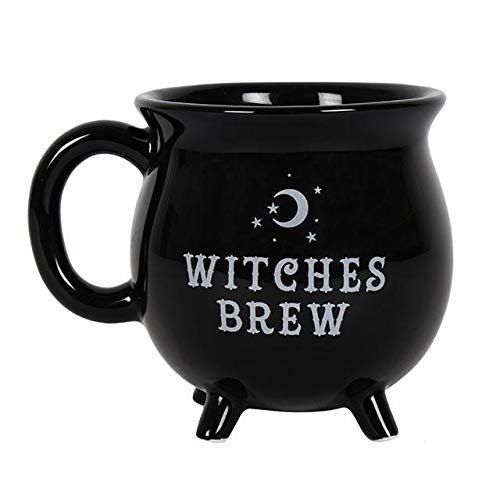 (Witches Brew Cauldron Mug)