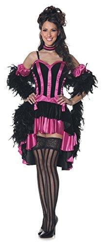 Underwraps Women's Ooh La La, Black/Pink, Large]()