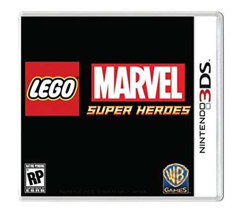 LEGO: Marvel Super Heroes - Nintendo 3DS (Family Guy Lego)