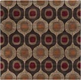 Surya Forum Brown, Beige 8' Contemporary Area Rug