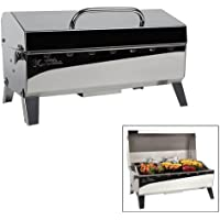 KUUMA PRODUCTS 58131 / Kuuma Stow N Go 160 Gas Grill - 13,000BTU w/Regulator, Thermometer and Igniter