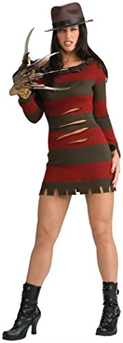 Miss Krueger Adult Costume - -