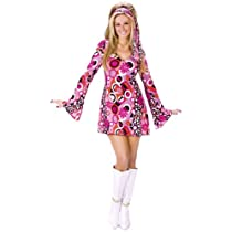 Fun World Costumes Womens Womens Feelin Groovy