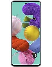 "Samsung Galaxy A51 (128GB, 4GB) 6.5"", 48MP Quad Camera, Dual SIM GSM Unlocked A515F/DS- Global 4G LTE International Model - Prism Crush Blue photo"