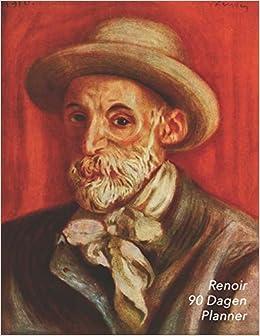 Renoir 90 Dagen Planner: Zelfportret | De Ideale Organizer ...