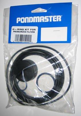 Pressurized Filter O-Ring Set by Pondmaster 15020 (Replacement Sleeve Pondmaster Quartz)