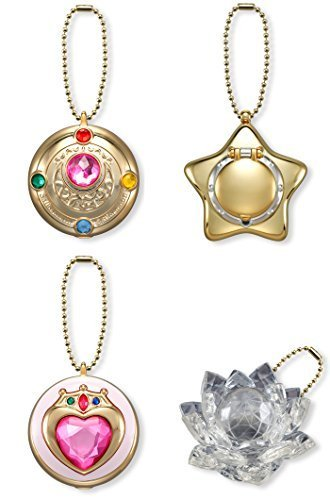 Bandai Shokugan Sailor Moon Miniaturely Tablet 2 (Set of 4) from Bandai
