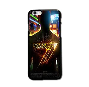 Tomhousomick Custom Design Fast and Furious 7 Forever Jason Statham Case Cover for iPhone 6 4.7 inch 2015 Hot New Style