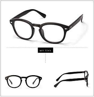 c68b14f311 365Cor(TM)Retro Designer Eyeglasses Frames With Clear Lens johnny depp  glasses Optical Degree