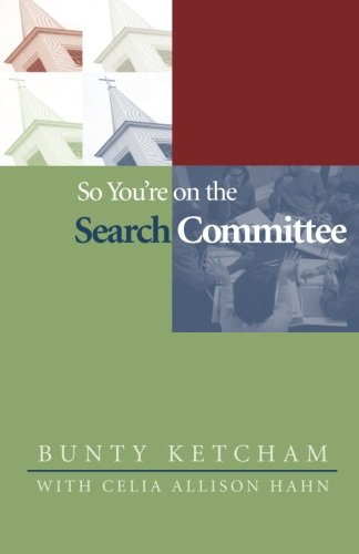 So You're On The Search Committee