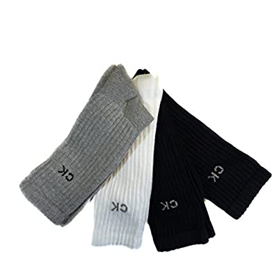 Calvin Klein Cotton Athletic 4 Pack Classic Crew Socks