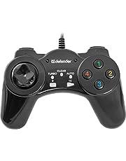 Defender - Mando con Cable Gamepad Vortex USB 13 Botones
