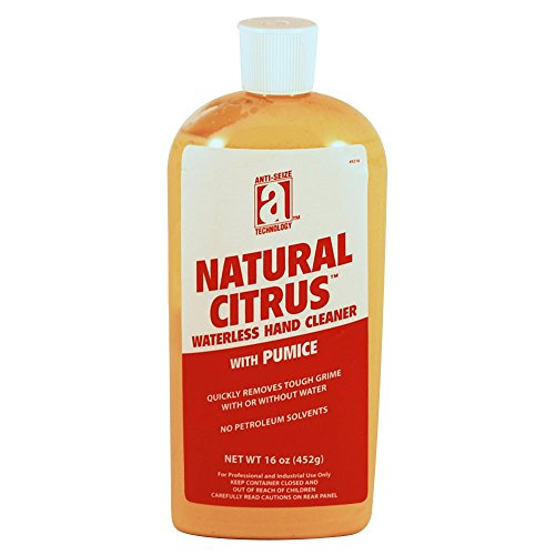 anti-seize-technology-49016-natural-citrus-waterless-hand-cleaner-16-oz-squeeze-tube-light-orange