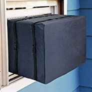 Qualward Window Air Conditioner Cover for Outside Unit, AC Covers for Outdoor Window