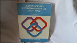Book Understanding Intergovernmental Relations