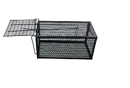 hot-humane-rat-cage-trap-live-animal-catcher-no-poison-pest-control-indoor-outdoor-black-ne-rat-cage
