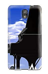 For Galaxy Note 3 Fashion Design Angel Beats Case-DvvrFCX4049oPmtd