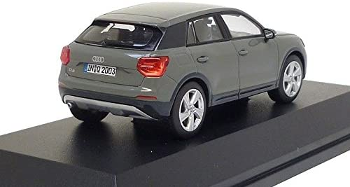 Audi Q2 Quantumgrau 1:43-5011602633