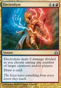 Magic: the Gathering - Electrolyze - Guildpact