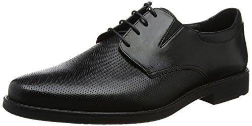 Lloyd Mannen Kito Extra Brede Derbys Black (zwart)