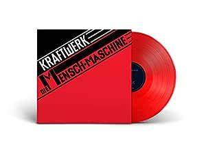 Die Mensch-Maschine (German Version) [Transparent Red Vinyl] [Vinilo]