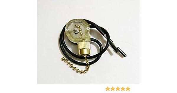 Zing ZE-109 - Interruptor de cadena de repuesto para ventilador de ...