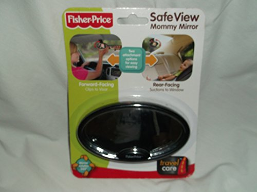 Fisher Price Travel Safe View Mirror