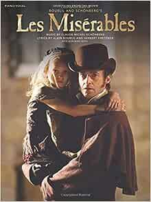 Les Miserables Selections From The Movie Boublil Alain Kretzmer Herbert Schonberg Claude Michel 9781480308367 Amazon Com Books