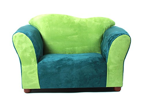 KEET Wave Kid's Chair, Green by Keet