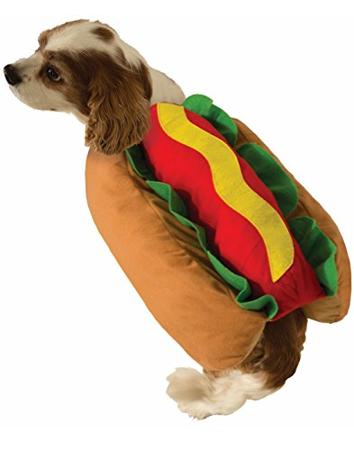 Forum Hot Dog Pet Costume Medium -