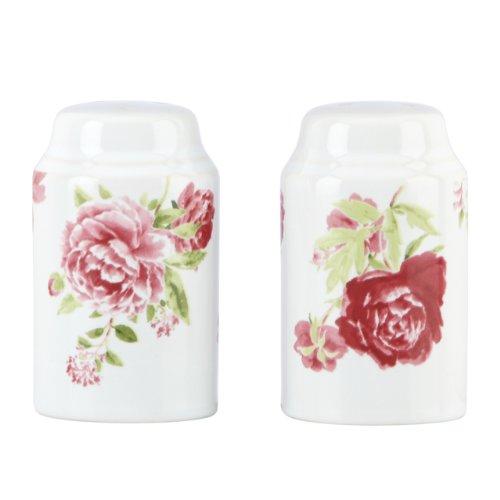 Gorham Kathy Ireland Home Blossoming Rose Salt and Pepper (Gorham Rose)