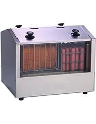AJ Antunes 9300102 HDH 3 Hot Dog Steamer 18 25 Length 15 Width 15 Height