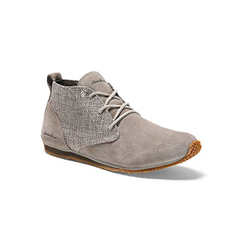 Eddie Bauer Women's Transition Chukka, Stone Regular 8M