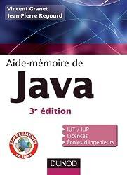 Aide-mémoire de Java - 3ème édition