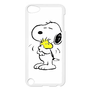 Ipod Touch 5 Phone Case Cover Snoopy ( by one free one ) S64756