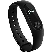 Original Xiaomi Mi Band 2 Heart Rate Monitor Smart Wristband With OLED Display BLACK