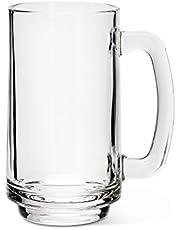 Abbott 27-BREW-5811 Collection Straight Side Beer Mug